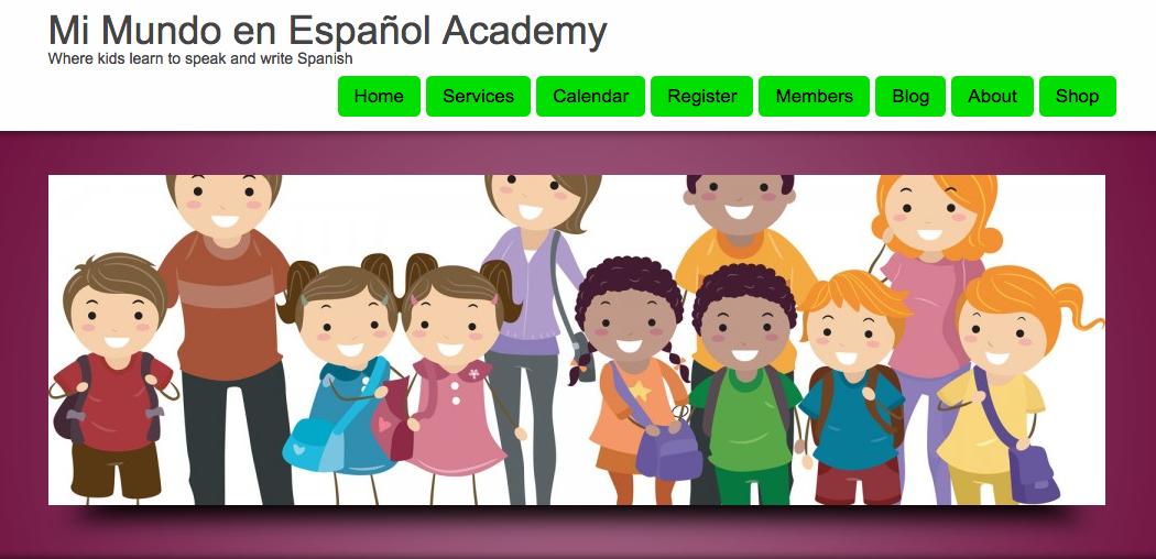 Mi Mundo en Español Academy
