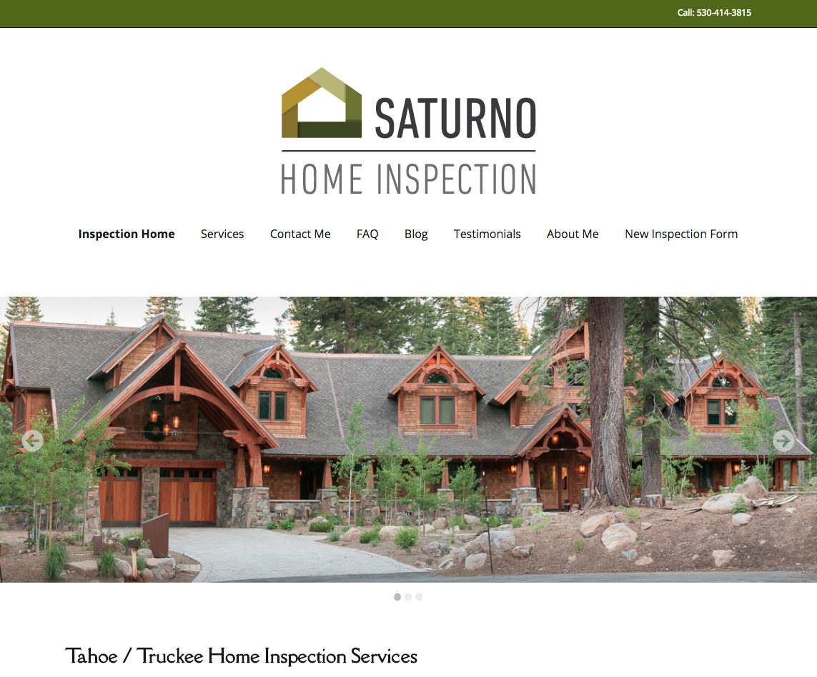 Saturno Home Inspection